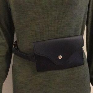 Handbags - New belt-bag black